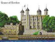 tower of london in cross stitch
