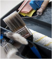painting and decorating equipment