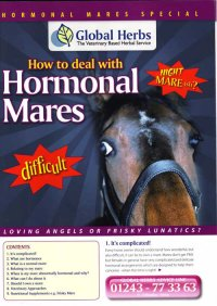 how to deal with hormonal mares brochure