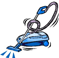 Image result for upright vacuum cleaner cartoon image