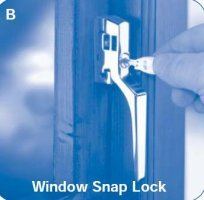 window snap  lock